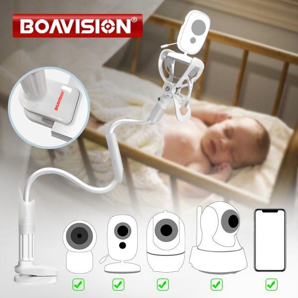 10pcs bébé de rotation Housse 2 Trous Rond norme européenne enfants s