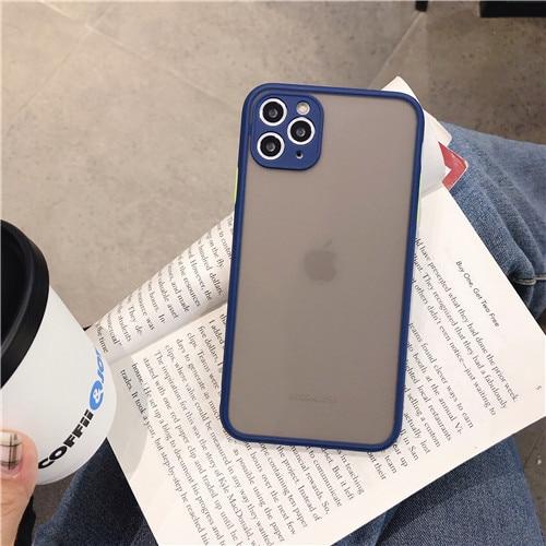 Protection caméra pare-chocs téléphone étuis pour iphone 11 11 Pro ...