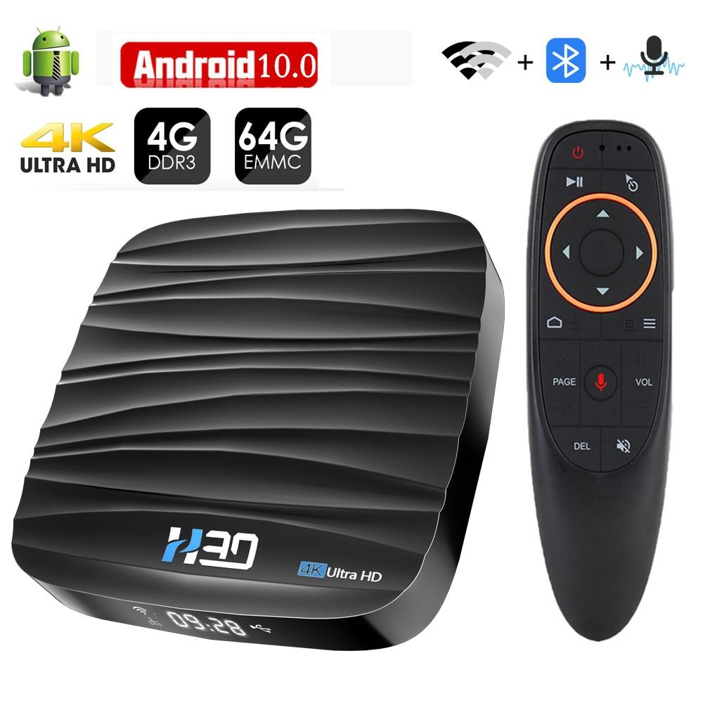 Android Tv Box Android 10 4gb 32gb 64gb 4k H 265 Lecteur Multimedia 3d Video Netflix 2 4g 5ghz Wifi Bluetooth Smart Tv Boitier Decodeur Meilleur Prix Au Maroc Et Ailleurs