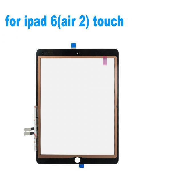 LCD d'origine pour ipad Air 2 A1566 A1567 / ipad 6 LCD écran tactile numériseur assemblée écran remplacement