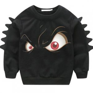 Vêtements pour petits garçons | Sweat-shirt à capuche, pour enfants et garçons, de dessin animé d'animal, #25