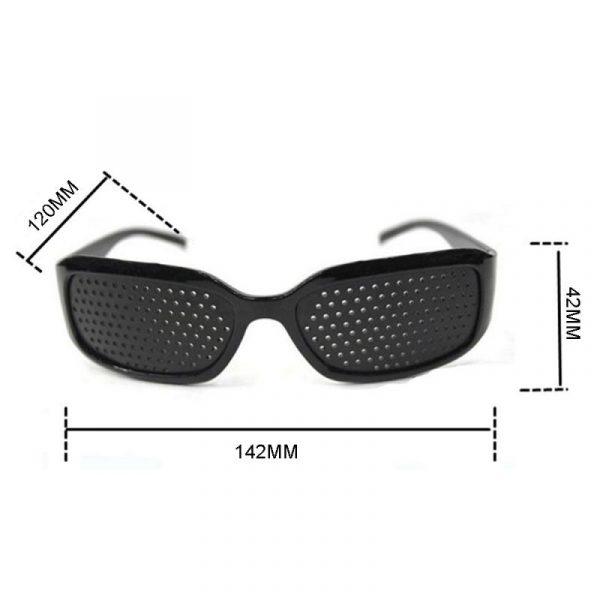 Lunettes Anti Fatigue petit trou prévention des lunettes myopes lunettes vue corrigée lunettes soin de la Vision
