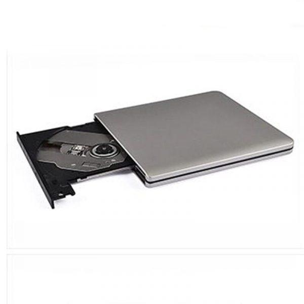 USB 3.0 Portable Super mince lecteur DVD lecteur optique externe CD/DVD-RW graveur Interface lecteur pour Macbook Pc ordinateur Portable