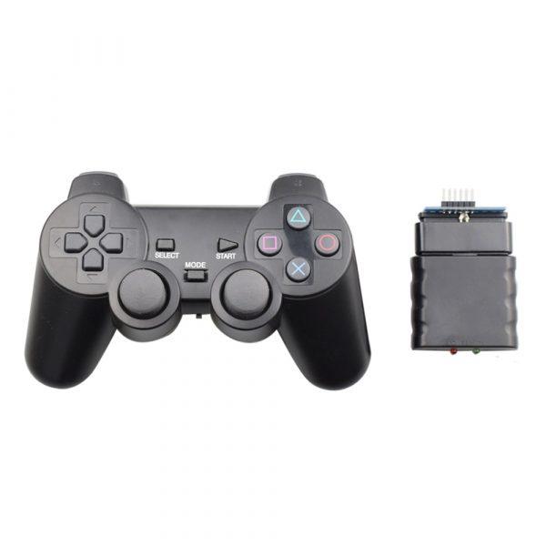 Manette sans fil pour Arduino PS2 manette pour Console Playstation 2 manette Double Vibration choc Joypad framboise Pi