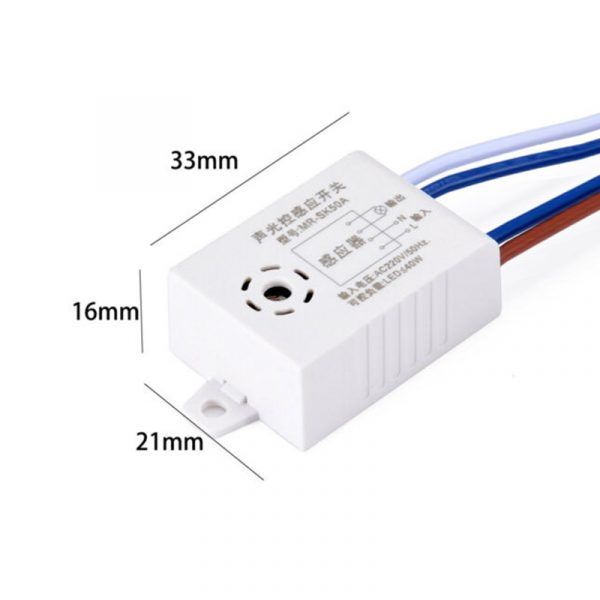 220v crépuscule à l'aube à distance photocellule automatique marche/arrêt automatique interrupteur de capteur de contrôle de réverbère