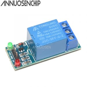 Déclencheur de niveau bas 5V 1 canal | Livraison gratuite, bouclier de carte d'interface pour Arduino PIC AVR DSP ARM MCU DC AC 220V