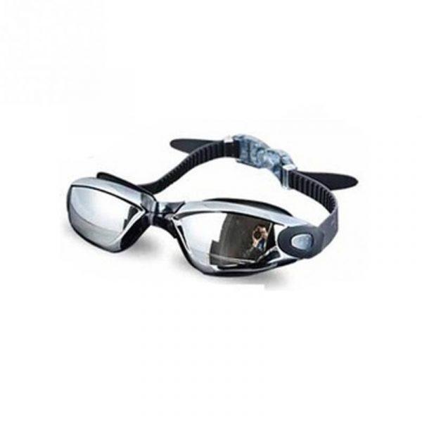 Professionnel Silicone lunettes de natation Anti-buée galvanoplastie UV lunettes de natation pour hommes femmes plongée eau lunette de sport #734