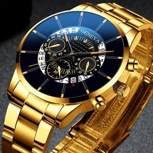 2020 montre hommes en acier inoxydable mâle horloge hauts marque hommes montre de sport montre pour hommes décontracté montre calendrier montre Montre homme en acier inoxydable montre homme calendrier montre