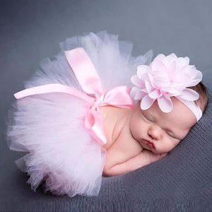 Costume de nouveau-né filles garçons | Accessoires pour la photographie, accessoires pour les cheveux de bébé fille # YL1