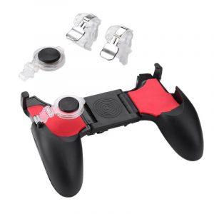 5 en 1 PUBG contrôleur Mobile manette feu libre L1 R1 déclenche PUGB Mobile jeu Pad Grip L1R1 Joystick enfants jouets