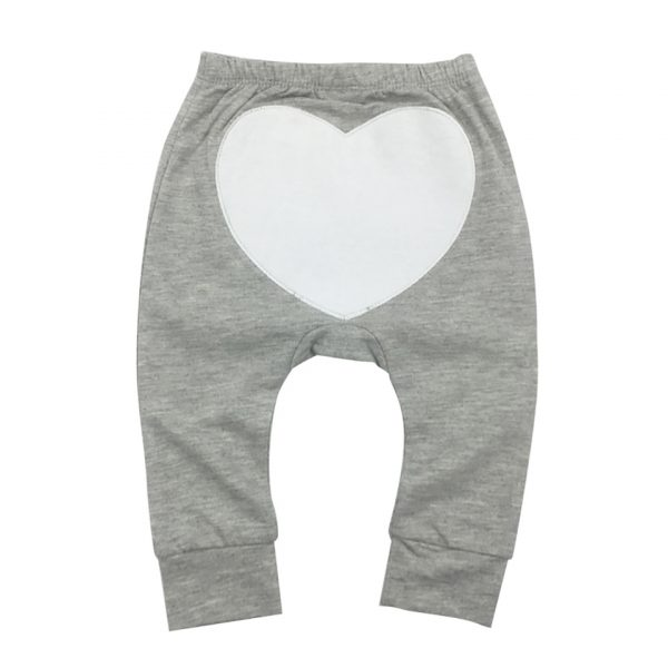 Pantalon pour garçons et filles | Pantalon décontracté Harem PP, pantalon tricoté en coton unisexe, Leggings et culottes pour nourrissons