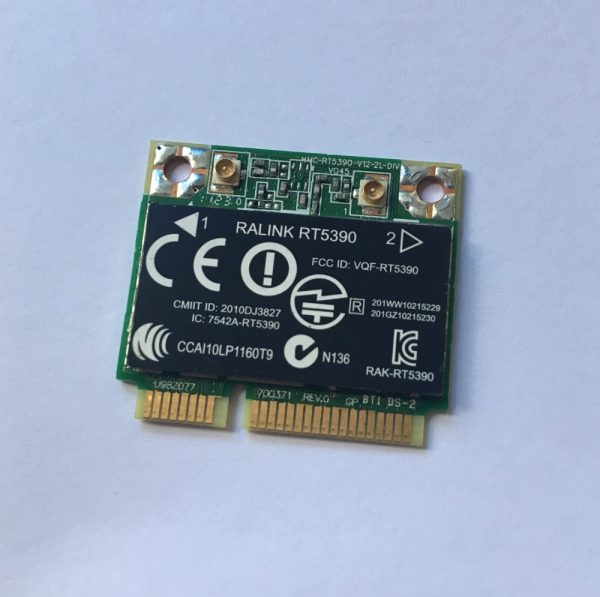 SSEA en gros carte sans fil pour HP TPN-Q109 G4-4 Q109 2000 G4 RT5390 demi Mini PCI-E 802.11 b/g/n 300 Mbps SPS: 630703-001