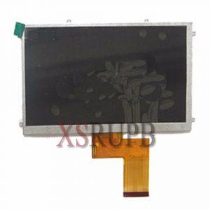 Nouveau 7 pouces 50pin kr070pe7t FPC3-WV70021AV0 écran LCD affichage pour Freelander pd10 pd20 tablette PC