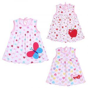 Robe d'été pour bébés filles 0-2T | Vêtements Tutu colorés, tenue princesse pour enfants, sans manches, mignons