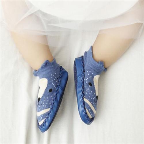 Chaussures de marche en cuir pour bébés   Chaussures pour bébés en coton, chaussures à semelle souple, chaussures d'automne et d'hiver pour bébés filles