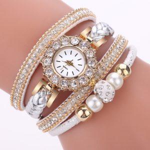 Femmes de luxe montres mode nouveau Vintage armure envelopper Quartz haut marque décontracté montre-Bracelet Bracelet pour dames Reloj Mujer 2020Jan