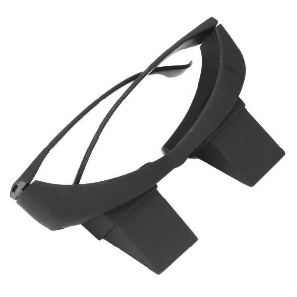 Incroyable paresseux périscope Horizontal lecture TV assis lunettes de vue sur le lit couché lit prisme lunettes paresseux lunettes lunettes intelligentes