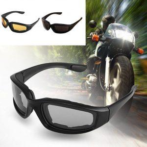 Lunettes de protection pour moto   Universelles, lunettes de soleil coupe-vent, lunettes de vélo à moteur en plein air