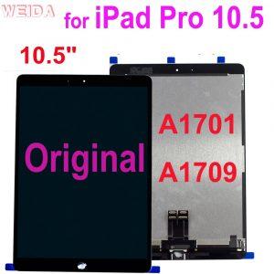 """Original LCD pour iPad Pro 10.5 A1701 A1709 LCD écran tactile verre numériseur assemblage complet remplacement iPad Pro 10.5 """"Lcd"""