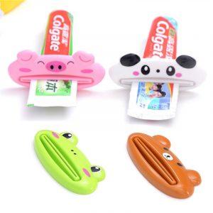 1 pièces dentifrice extrudeuse bébé baignoires bébé sûr bébé douche enfants bébé douche protéger les yeux lavage de cheveux enfants imperméable à l'eau