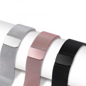 Bracelet milanais pour Bracelet de montre Apple iWatch série 1/2/3/4/5 42mm 34mm Bracelet pour iwatch 5 40mm 38mm bracelets de montre