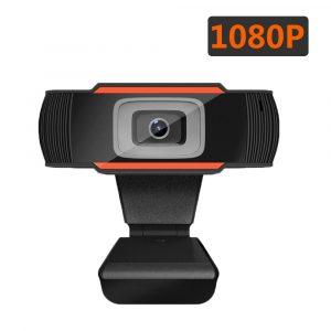 2020 rotatif HD Webcam PC Mini USB 2.0 Web caméra enregistrement vidéo haute définition avec 1080P/720P/480P images en couleurs vraies