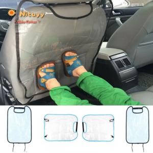 Siège de voiture Protecteur de Couverture Arrière Kick Propre Tapis Anti Marché Sale pour Enfants/YI