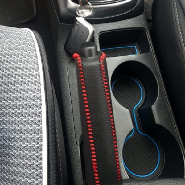 Protector Grip Covers Handle Sleeve Interior Accessories For KIA K2 2011 to 2016 Handbrake Grips Case Car Accessories