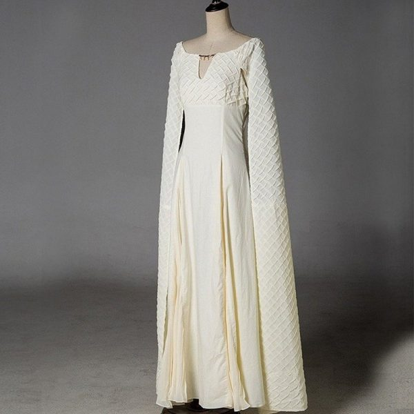 Robe longue de Cosplay pour femmes et filles, sur mesure, pour le carnaval d'halloween