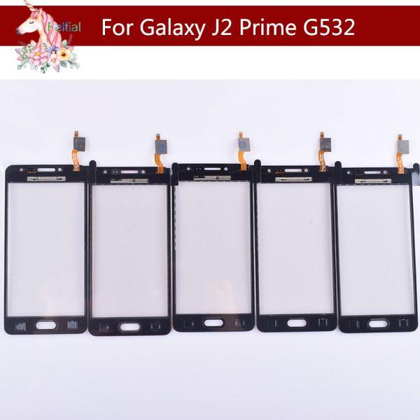 Écran tactile de remplacement en verre avec logo, pour Samsung Galaxy j2 Prime SM-G532F G532 G532G G532M, 10 pièces/lot