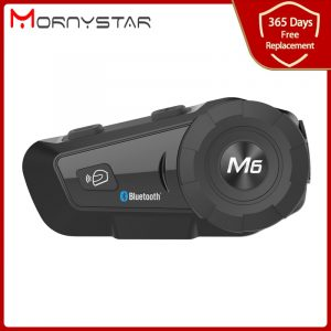 1000m Bluetooth Intercom Motorcycle Helmet Headsets for 2Rider BT Wireless Walkie Talkie Moto Stereo Interphone MP3 GPS FM Radio