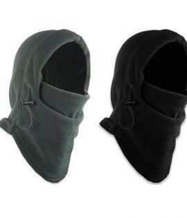Bonnets chauds d'hiver pour hommes, Bandana crâne, chauffe-cou, cagoule, visage, casquette Wargame, unisexe