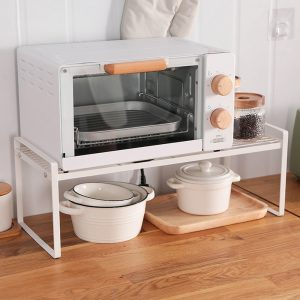 Kitchen Shelf Kitchen organizer Kitchen Storage Shelf Kitchen Rack Stainless Steel Wall shelf For Dish Bowl Kitchen Appliance