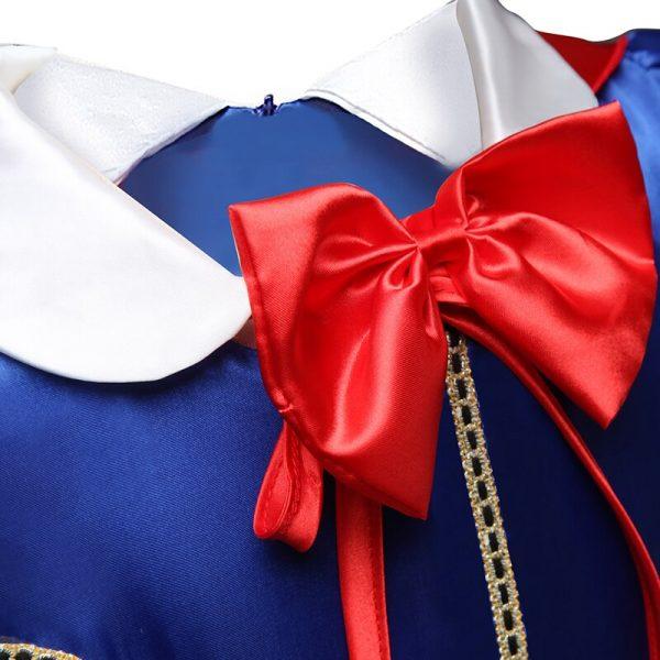 Robe de princesse pour filles, Costume de fête Cosplay pour enfants, Halloween