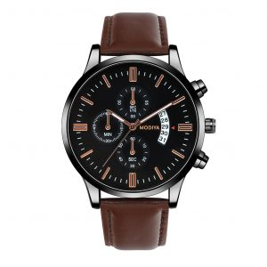 Men Luxury Stainless Steel Watch Quartz Business Calendar Wristwatch New relogio masculino watch men часы мужские Reloj