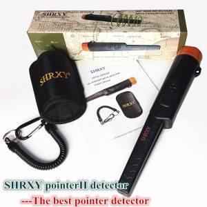 2020 NEWST Sensitive GP-pointerII Metal Detector Pointer Pinpointing Gold Detector Waterproof Static Alarm with Bracelet