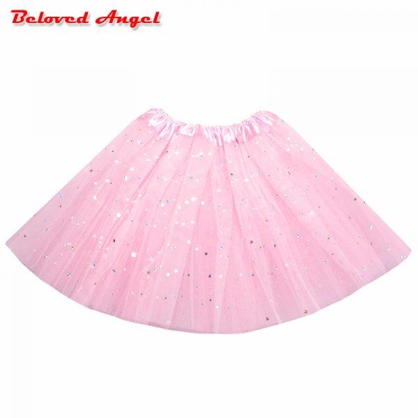 Jupe Tutu princesse pour filles, jolie robe de bal, vêtements TUTU pour enfants de 2 à 8 ans, 2019