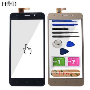Verre pour écran tactile Vertex, panneau tactile pour smartphone
