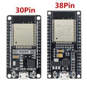 Carte de développement Dual Core ESP32, 1 pièce, Wifi et Bluetooth, consommation de puissance ultra-basse, similaire à l'ESP8266