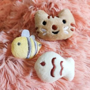 [MPK Catnip Toy] Buy Any 3 Pieces to Get 30% Off! New 2020 Cat Face Design Cat Toy, Catnip Cookie Small Catmint Pillow