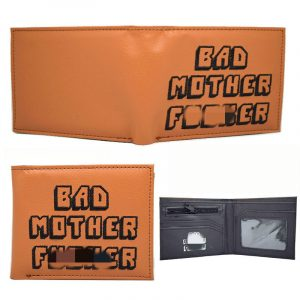 Porte-monnaie en relief pour mauvaise mère