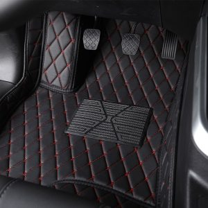 Flash mat leather car floor mats For Mazda All Models mazda 3 cx3 5 6 8 CX-5 CX-7 MX-5 CX-9 CX-4 atenza car styling accessories