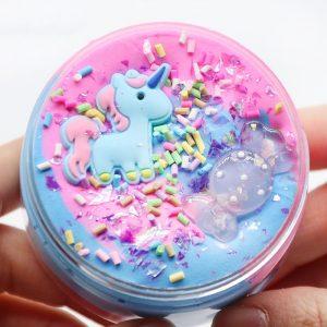 Pâte à modeler colorée en argile plastique, 60ml, gomme Plasticine légère et moelleuse pour jouet fait à la main