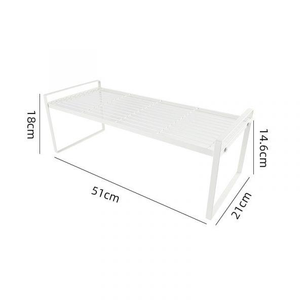 Kitchen Shelf Kitchen organizer Kitchen Storage Shelf Kitchen Rack Stainless Steel Wall shelf For Dish Bowl Kitchen Appliance
