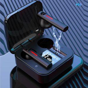 Écouteurs sans fil Bluetooth T13 TWS, oreillettes avec Microphone, suppression du bruit, nouveau