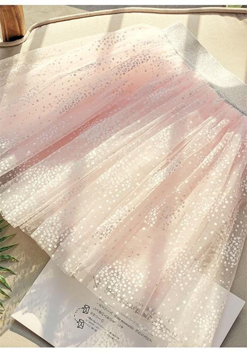 VIDMID – jupe Tutu princesse pour filles, jolie robe de bal en maille, vêtements pour bébés de 4 à 12 ans, 4252 01