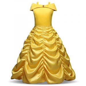 Robe princesse de bal pour filles, vêtements fantaisie pour adolescentes, cadeaux de fête, 2020