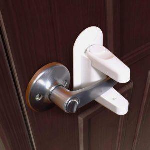Loquet de sécurité adhésif pour portes, pratique et Durable, Rotation à 180 degrés, pour enfants, verrou de sécurité multifonctionnel